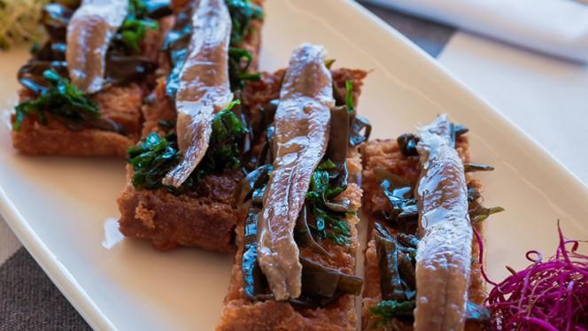 Sugerencia del chef - Barcelona Beach Club, Barcelona