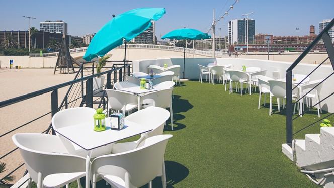 Terraza - Barcelona Beach Club, Barcelona