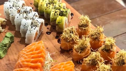 Sushi fusión nikkei, Molins De Rei