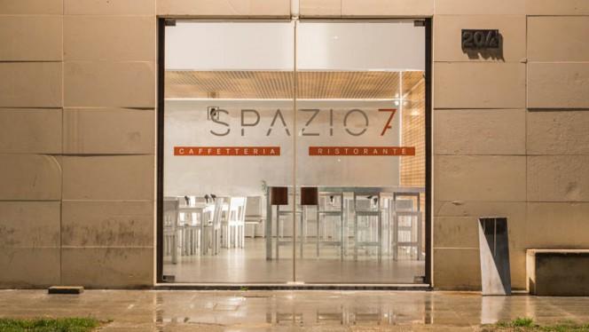 Entrata - Spazio7, Turin