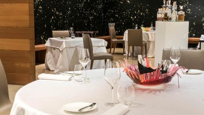Salone ristorante - Spazio7, Turin