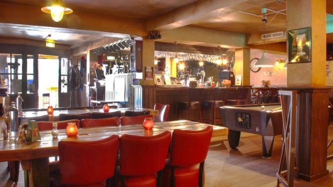 Het restaurant - Eetcafé het Paard, Renesse