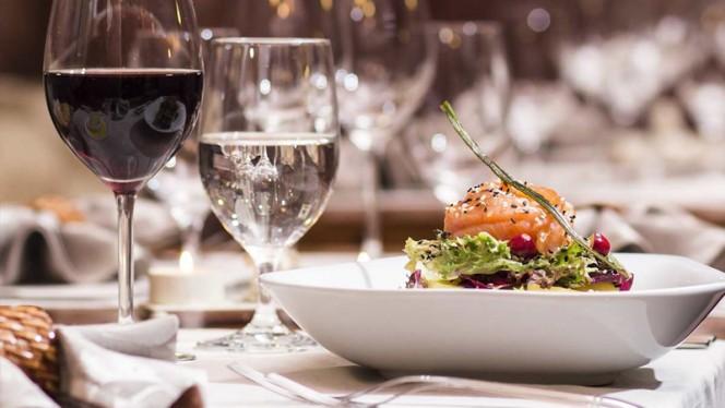 Sugerencia de plato - Delicias, Aranjuez