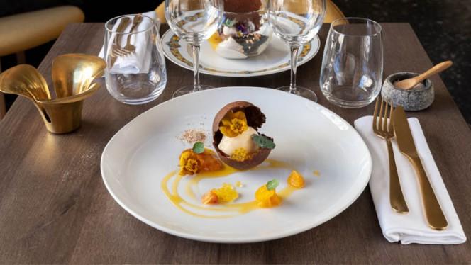 Dessert - Le Chicoula, Bordeaux