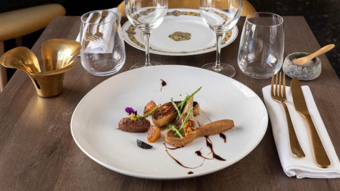 Suggestion de plat - Le Chicoula, Bordeaux