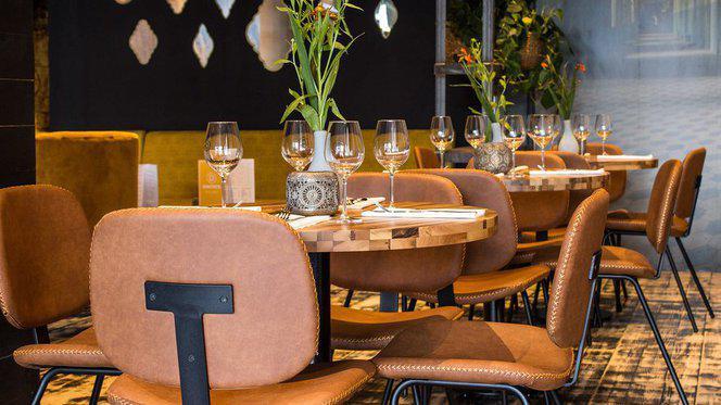 Restaurant - Dimitri's Amsterdam, Ámsterdam