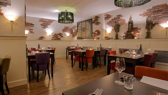Het restaurant - Le Thai Cuisine, Deventer