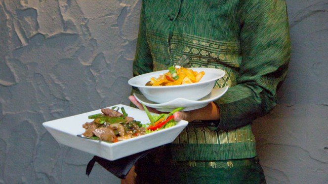Suggestie van de chef - Le Thai Cuisine, Deventer