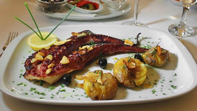 Sugestão do chef - Solar do Bacalhau, Lisboa