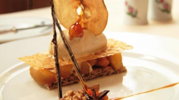 Dessert de saison - La Winstub de l'Ile, Ostwald