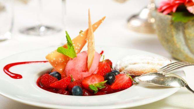 Suggestion de dessert - La Winstub de l'Ile, Ostwald