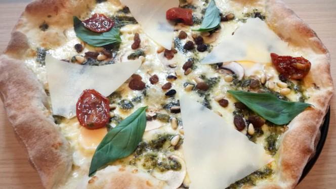 Sugerencia pizza - La Mafia se Sienta a la Mesa - Valencia, Valencia