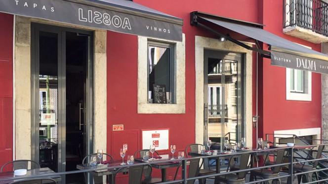 Fachada - Lisboa - Dalma Old Town Suites, Lisboa