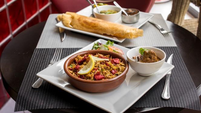 Suggestion de plat - Cafe Colombo, Lyon