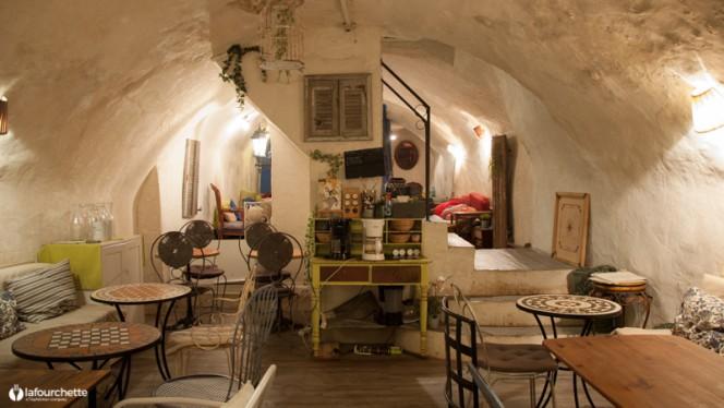 Salle du restaurant - Coco Bohème, Aix-en-Provence