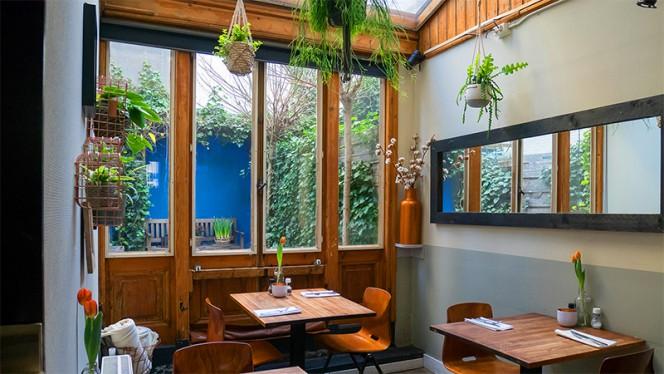 Het restaurant - HARMSEN, Amsterdam