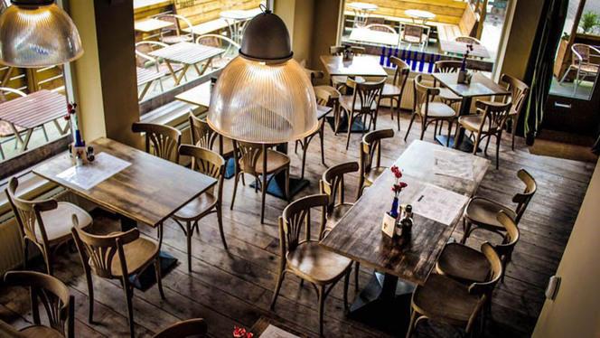 Het Restaurant - Eetcafé Rijncantine, Amsterdam