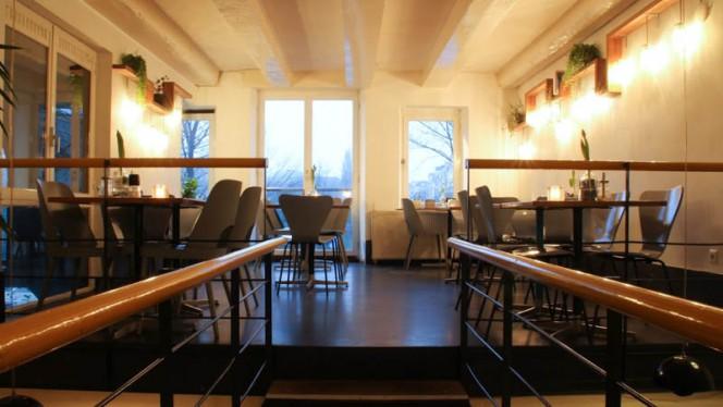 restaurantzaal - Bloem Eten en Drinken, Amsterdam