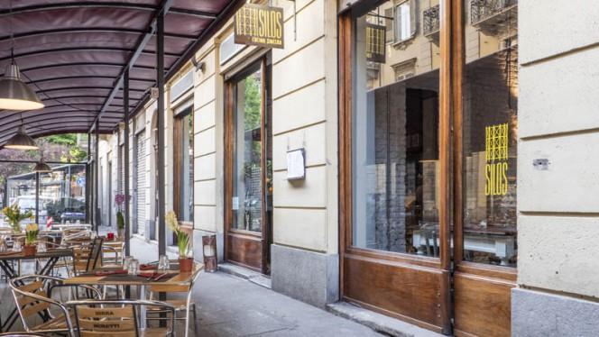 Entrata - Silos, Turin