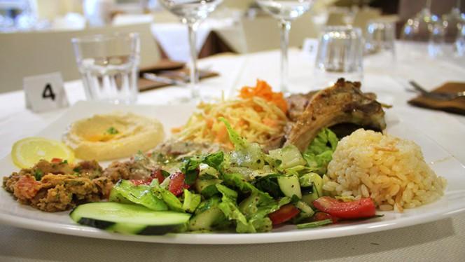 Proposte del menu - Phoenicia, San Donato Milanese