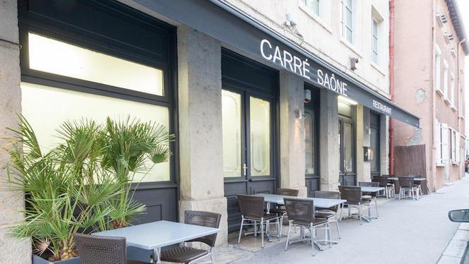 devanture - Carré Saône, Lyon