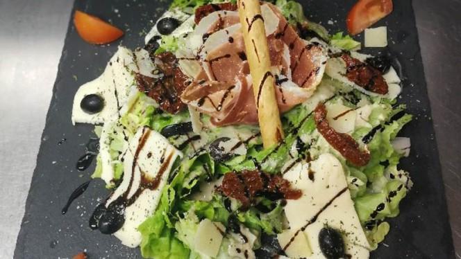 Salade - CityBar, Lyon