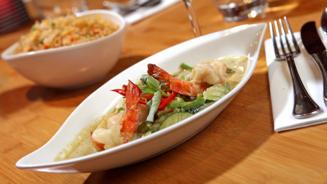 Keang Khiao Whan Koeng - Kinnaree Thai Cuisine, Amsterdam