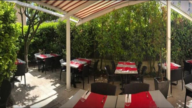 Terrasse - Laz'Nillo, Carouge