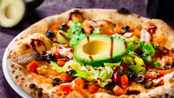 Suggestion de plat - Pizza Papa - Lyon, Lyon