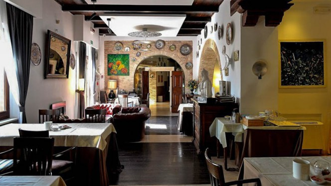 Vista sala - La Bastiglia,