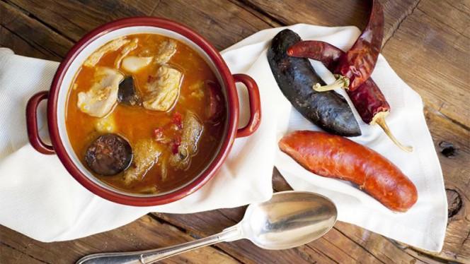 Sugerencias del chef - Buey Bistró, Madrid