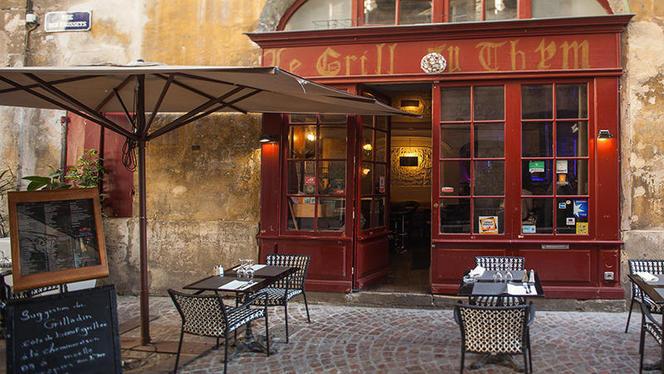 Terrasse - Le Grill au Thym, Bordeaux