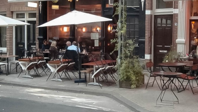 Terras - Narbonne, Amsterdam