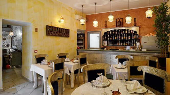 SALA MAHARAJA - Ristorante Indiano Dawat, Turin