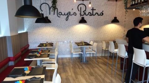 Maye's Bistró - Montecarmelo, Madrid