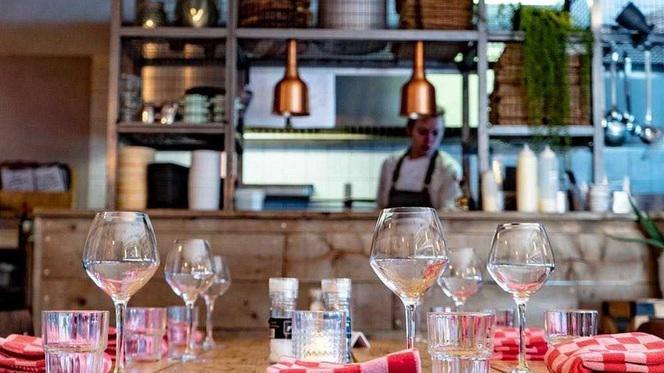 Catch-up's Open Kitchen - Catch-up, Den Haag