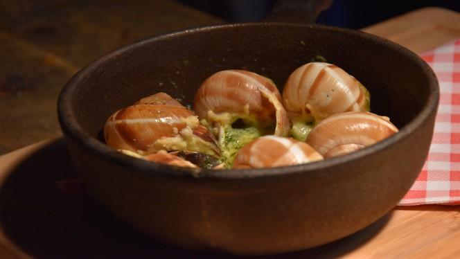 Escargots - Catch-up, Den Haag