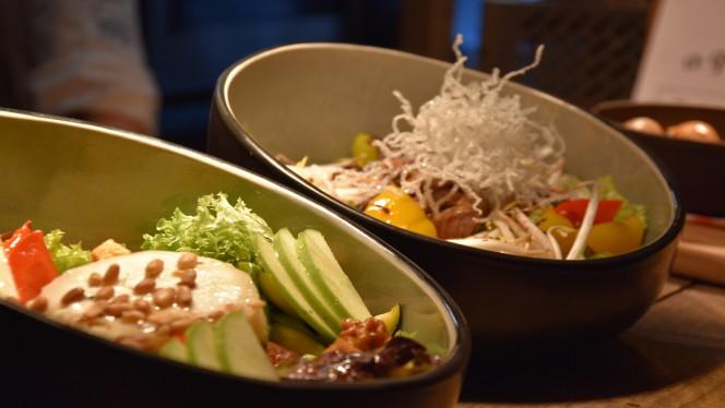 Verschillende Salades - Catch-up, Den Haag