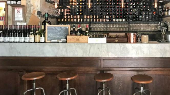 Vista sala - La Bottega del Vino, Milan