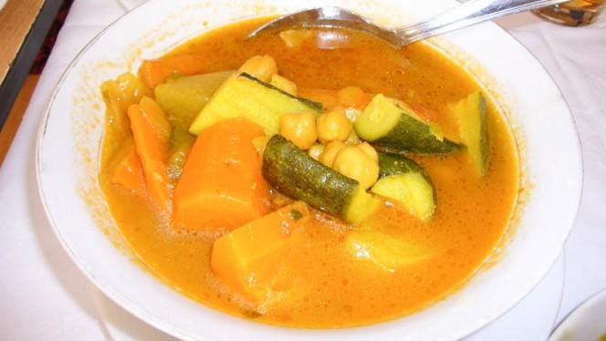 Suggestion du Chef - La Table Marocaine, Aix-en-Provence