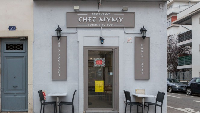 Devanture - Chez Mymy, Lyon