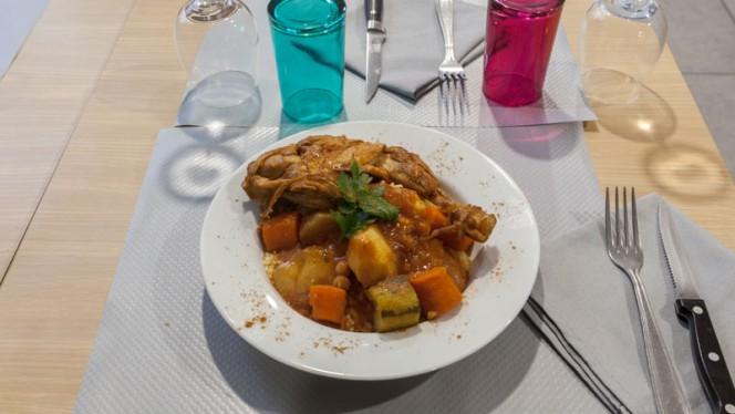 Suggestion du chef - Chez Mymy, Lyon