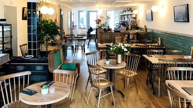 Restaurant - Kaai 13, Den Haag