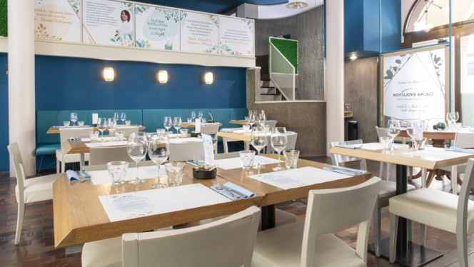 Vedute dell interno - Libra Cucina Evolution, Bologna