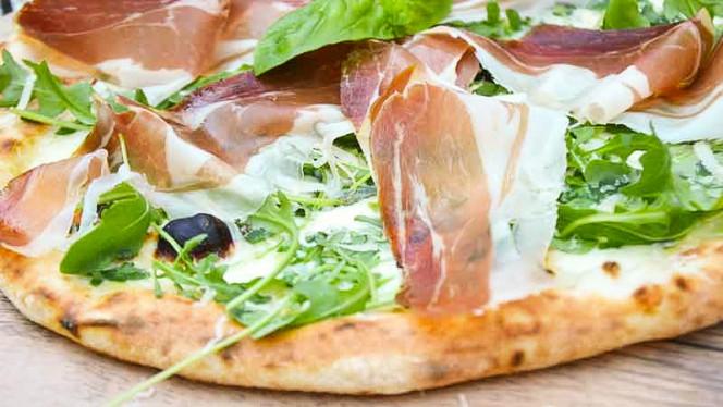 Pizza Marinella - PummaRe, Rome