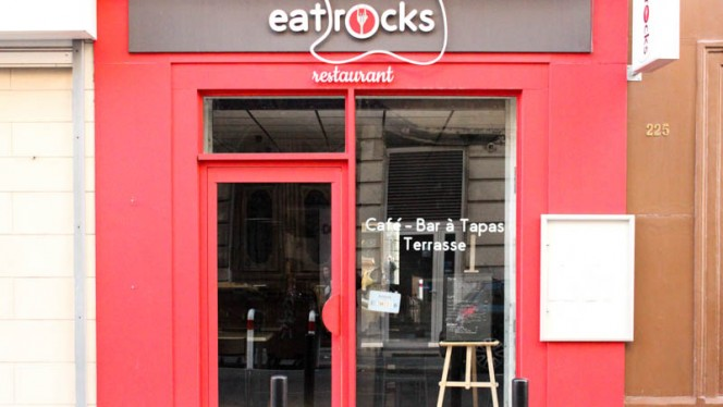 façade - EatRocks, Marseille