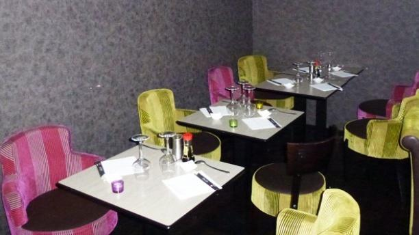 Aperçu de l'intérieur - Jin Restaurant, Bordeaux