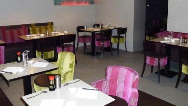 Vue de l'intérieur - Jin Restaurant, Bordeaux