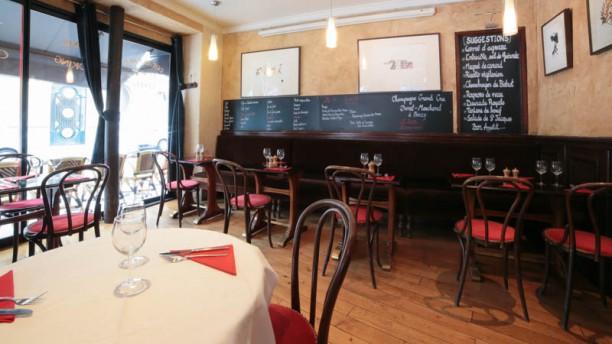 Restaurant A La Table D Eulalie à Paris 75014 Alésia
