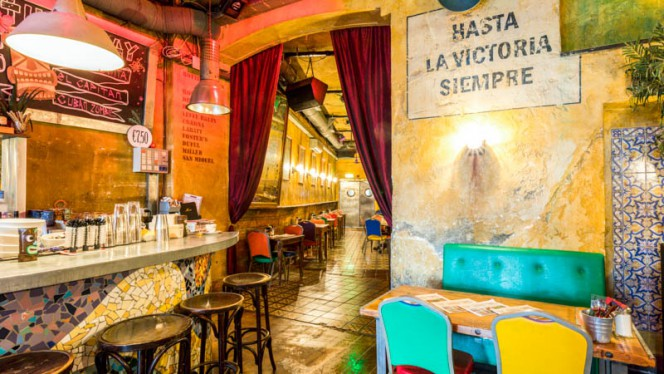 Het restaurant - Havana, Tilburg